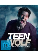 Teen Wolf - Staffel 6  [5 BRs] Blu-ray-Cover