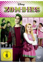 Disney Zombies DVD-Cover