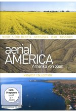 Aerial America - Amerika von Oben - Midwest Collection  [2 DVDs] DVD-Cover