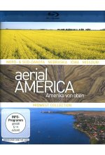 Aerial America - Amerika von Oben - Midwest Collection  [2 BRs] Blu-ray-Cover