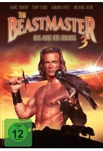 The Beastmaster III - Das Auge des Braxus DVD-Cover