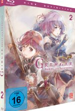 Grimgar, Ashes and Illusions - Vol. 2 Blu-ray-Cover
