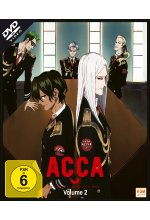 ACCA - Volume 2: Episode 05-08 DVD-Cover
