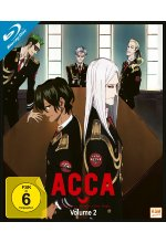 ACCA - Volume 2: Episode 05-08 Blu-ray-Cover