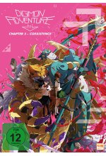 Digimon Adventure tri. Chapter 5 - Coexistence DVD-Cover