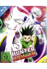 Hunter x Hunter - Volume 3: Episode 27-36  [2 BRs] Blu-ray-Cover