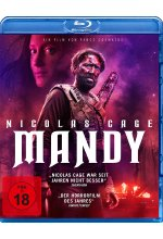 Mandy Blu-ray-Cover