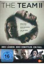 The Team - Staffel 2  [3 DVDs] DVD-Cover