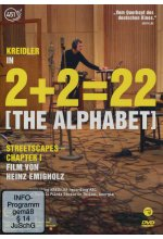 2+2=22 (The Alphabet)  [2 DVDs] DVD-Cover