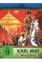 Karl May Mexico Box  [2 BRs] Blu-ray-Cover