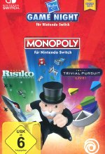 Hasbro Game Night (Monopoly, Risiko, Trivial Pursuit) Cover