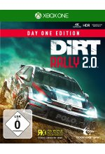 DiRT Rally 2.0 (Day One Edition) Cover