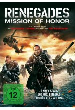 Renegades - Mission of Honor DVD-Cover