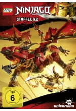 LEGO Ninjago - Staffel 9.2 DVD-Cover