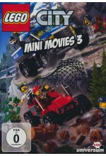 LEGO - City Mini Movies 3 DVD-Cover
