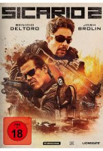 Sicario 2 DVD-Cover