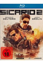 Sicario 2 Blu-ray-Cover