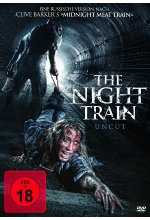 The Night Train  (Uncut) DVD-Cover