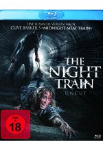 The Night Train  (Uncut) Blu-ray-Cover