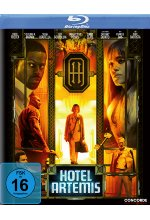Hotel Artemis Blu-ray-Cover