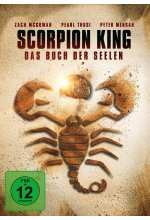 Scorpion King - Das Buch der Seelen DVD-Cover
