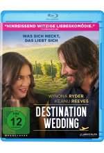 Destination Wedding Blu-ray-Cover