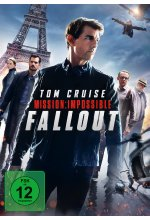 Mission: Impossible 6 - Fallout DVD-Cover