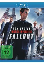 Mission: Impossible 6 - Fallout Blu-ray-Cover