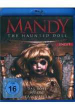 Mandy - The Haunted Doll Blu-ray-Cover