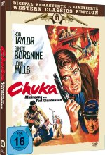 Chuka - Alleingang am Fort Clendennon - Mediabook Vol. 11 (Limited-Edition inkl. Booklet) DVD-Cover