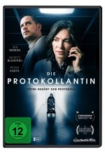 Die Protokollantin  [2 DVDs] DVD-Cover