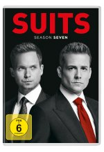Suits - Season 7  [4 DVDs] DVD-Cover