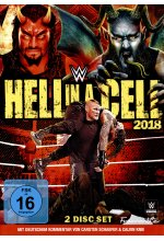 WWE - Hell in a Cell 2018  [2 DVDs] DVD-Cover