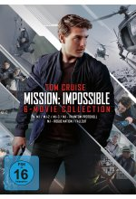 Mission: Impossible - 6-Movie Collection  [6 DVDs] DVD-Cover
