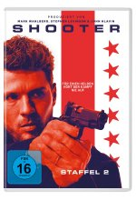Shooter - Season 2  [2 DVDs] DVD-Cover