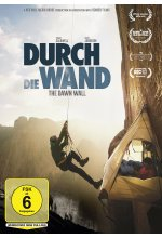 Durch die Wand - The Dawn Wall DVD-Cover