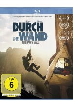 Durch die Wand - The Dawn Wall Blu-ray-Cover