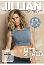 Jillian Michaels - Lift and Shred DVD-Cover