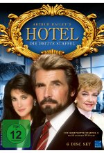 Hotel - Staffel 3: Episoede 51-75  [6 DVDs] DVD-Cover