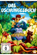 Das Dschungelbuch - The Movie DVD-Cover