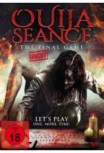 Ouija Seance - The Final Game - Uncut DVD-Cover
