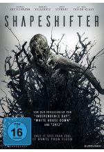 Shapeshifter - Once it sees your soul, it hunts your flesh DVD-Cover