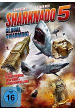 Sharknado 5 - Global Swarming (Uncut Fassung) DVD-Cover