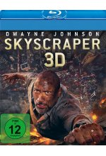 Skyscraper Blu-ray 3D-Cover