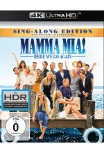 Mamma Mia! Here We Go Again Cover