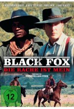 Black Fox - Die Rache ist mein - Limited Edition DVD-Cover