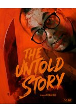 The Untold Story - Uncut/Collector's Edition - Limitiertes Mediabook auf 1000 Stück (+ DVD) (+ Bonus-DVD) - Cover A Blu-ray-Cover