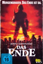 Das Ende - Assault on Precinct 13 - 2-Disc VHS-Edition Blu-ray-Cover