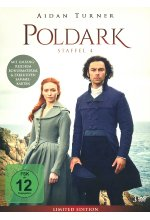Poldark - Staffel 4 - Limited Edition  [3 DVDs] DVD-Cover