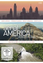 Aerial America - (Amerika von Oben) - South and Mid-Atlantic Collection  [2 DVDs] DVD-Cover